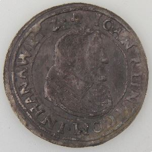 Alsace, Hanau Lichtenberg, Johann Reinhard (1599-1625)
