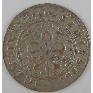 Alsace, Semissis de Strasbourg, 16ème Siècle, Bd: 1341, TTB