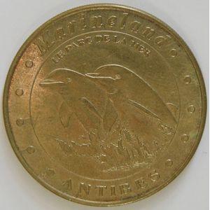 Antibes, les Dauphins N°1, 2000