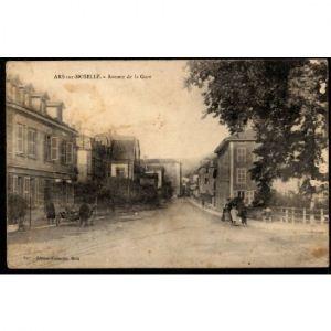 ARS SUR MOSELLE- - Avenue de la Gare