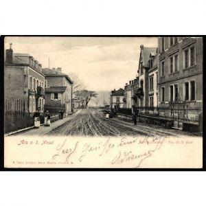 ARS SUR MOSELLE- - Rue de la Gare