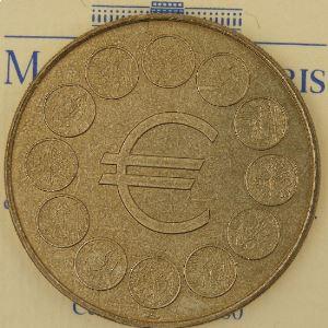 Aulnay Sous Bois, l'Euro vaut 6.55957 Francs, 1998