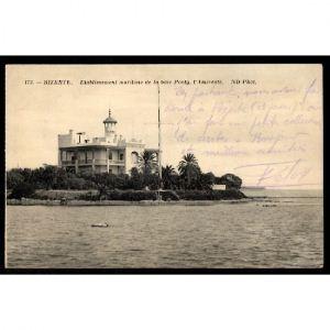 BIZERTE - Etablissement Maritime de la Baie Ponty- L'Amirauté