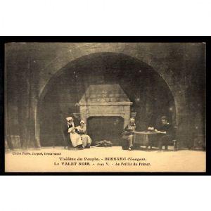 BUSSANG (Vosges) - Le Vallet Noir - Acte V - La Veillée du Prince - Théâtre du Peuple
