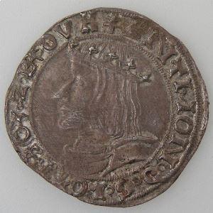 Duché de Lorraine, Antoine (1508-11544), Teston 1538