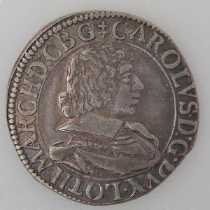 Duché de Lorraine, Charles IV (1625-1634), Teston 1632