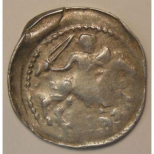 Duché de Lorraine, Ferry III, Denier de Nancy, Flon P292 N°20-21, 0.65 gr