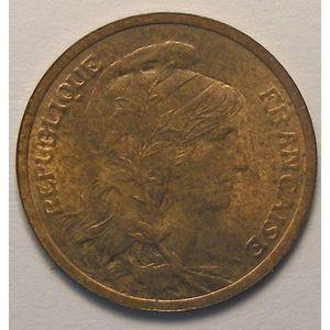 Dupuis, 1 centime 1903, SUP, Gadoury 90