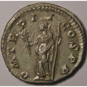Empire romain, Alexander Severus, Denier, R/ P M TR P II COS P P, 3.33 Grs, SUP/SUP+