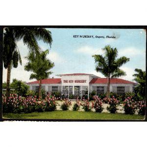 ETATS UNIS (Floride) - KEY NURSERY - Osprey - Florida