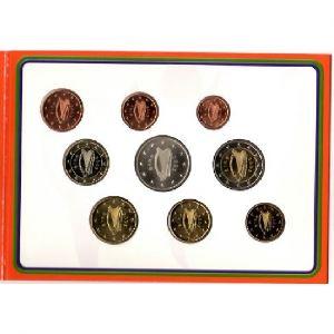 Euro, Irlande, coffret Brillant Universel 2003