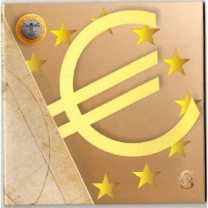 Euro, Italie, coffret Brillant Universel 2003