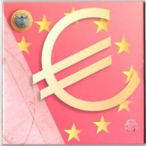 Euro, Italie, coffret Brillant Universel 2005