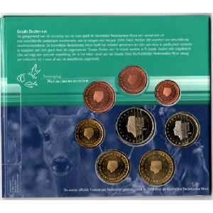 Euro, Pays-Bas, coffret Brillant Universel 2000