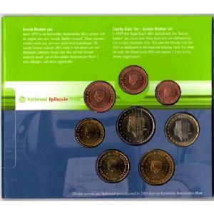 Euro, Pays-Bas, coffret Brillant Universel 2003