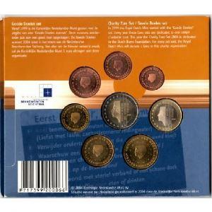 Euro, Pays-Bas, coffret Brillant Universel 2004