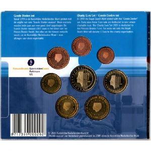 Euro, Pays-Bas, coffret Brillant Universel 2005