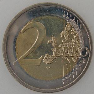 Europe, Slovénie, 2 Euro 2007 Slovénie Traité de Rome