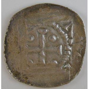 Evêché de Metz, Thierry II de Luxembourg (1005-1047), denier, Flon P177 N°3-7, TB+