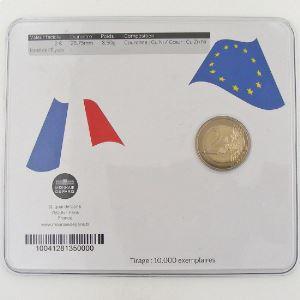 France, 2 Euro 2013 BU, Traité de l'Elysée