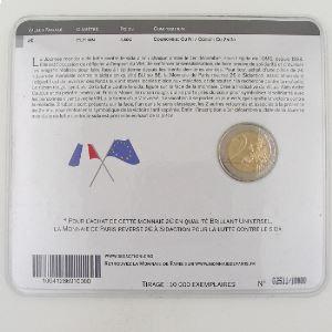 France, 2 Euro 2014 BU, Journée mondiale de lutte contre le Sida