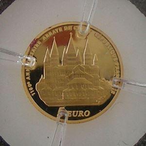 France, 5 Euro 2010 BE Europa, 1100 ème anniversaire de Cluny