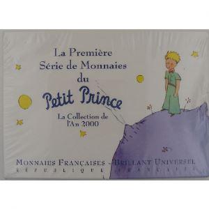 France, Coffret Brillant Universel 2000 Petit Prince