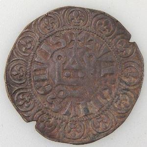 France, Philippe IV, Gros Tournois , TTB/TTB+, Dup: 213