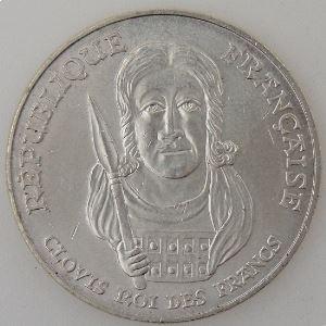 France , Clovis, 100 Francs 1996, SUP, KM# 1180