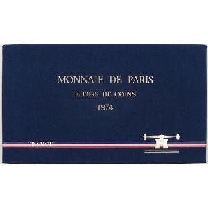 France coffret FDC 1974, Tranche B