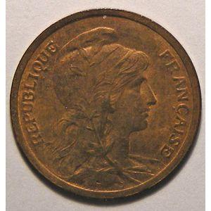 France, Dupuis, 1 Centime 1898 SUP, Gad: 90