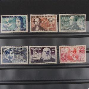FRANCE n°1012-1017 N** Cote 15€
