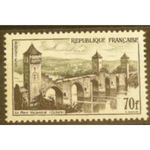 FRANCE n°1119 N**  Cote 24€