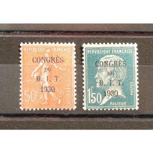 FRANCE n°264-265 N** Cote 55€