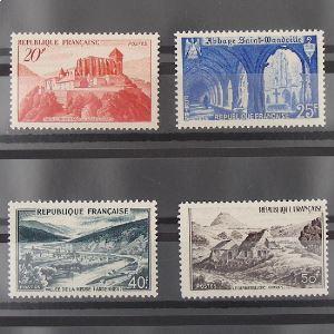 FRANCE n°841A-843 N** Cote 22.30€