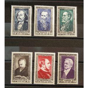 FRANCE n°930-935 N** Cote 60€