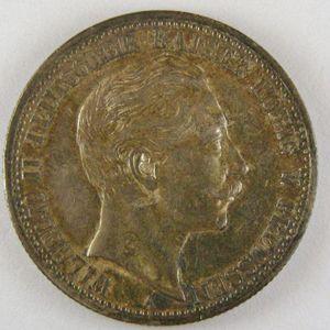 Germany, Preussen, 2 Mark 1905 A, SUP, KM#522