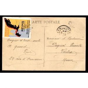 Grand Meeting d Aviation de la Champagne REIMS 1910 Plaine de Betheny