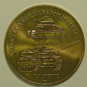 Hachette, Chars et véhicules militaires