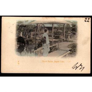 JAPON - Okano Garden Negishi Tokio - Geisha - I 17