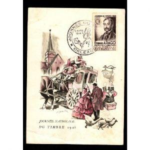 Journée du Timbre 1948 - ORLEANS