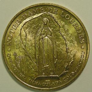 Lourdes, 100 ans de la consécration, 2001 L