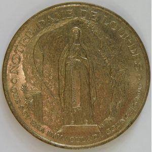 Lourdes, Jean-Paul II 1983-2004, 2005