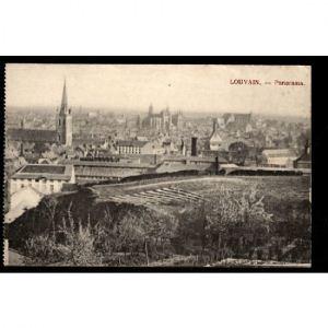 LOUVAIN - Panorama