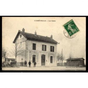 LUMEVILLE - La Gare