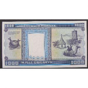 Mauritanie, 1000 Ouguiya 28.11.1985, XF