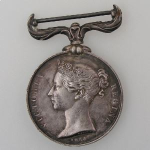Médaille de la guerre de Crimée 1854