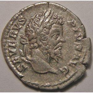 Monnaie romaine, empereur, Septime Sévère, Septimius Severus, Denier,  R/ FORTVNA REDVX