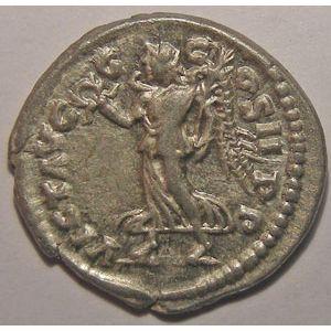 Monnaie romaine, empereur, Septime Sévère, Septimius Severus, Denier,  R/ VICT AVGG COS II P P