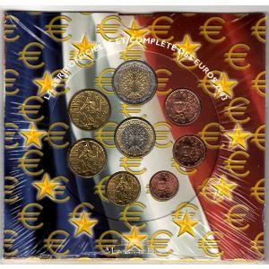 Monnaies Euros, France, Coffret BU 2003, Neuf